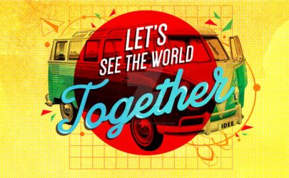 Let's see the world together by ExtremeJuvenile