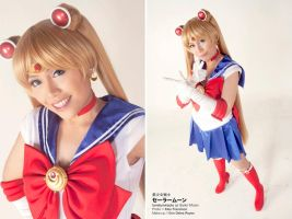 Cosplay: Sailor Moon by lonelymiracle