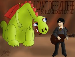 I can't defeat thee... by SelenaGuardi