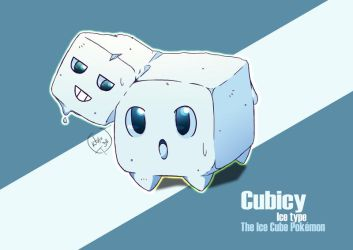 Cubicy by Kitsu-DR
