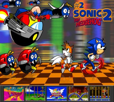 RM Jingle Jangle Countdown: Sonic 2 by Derede