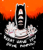 What Have You Done, Punpun? by AestheticCannibal