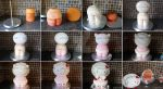 Kitty 3D stages by ginas-cakes