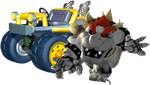 Dry Bowser by Galaxy-Afro