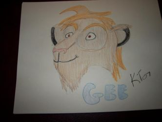 My attempt at Gee by Tabatha87
