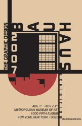 Bauhaus Poster 2 by DT1087