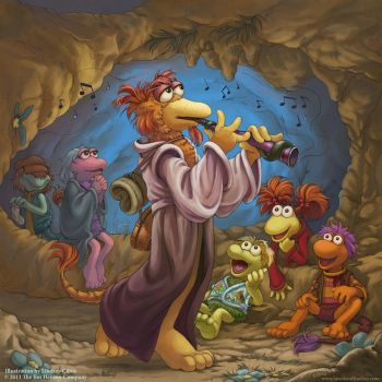 Fraggle Rock Cover by LCibos