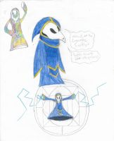 Lunatic Cultist by kittycheetah14