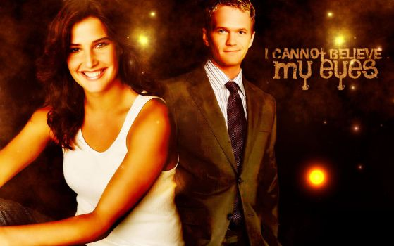 barney stinson and robin scherbatsky favourites by