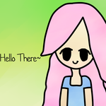 Hello There!~  Pink version by fantagerocks2013