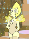 Steven Universe - Yellow Pearl 15 by theEyZmaster