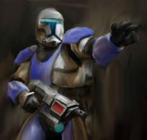 Star Wars Trooper by 3cookec