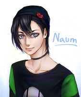 (commission) Naum-kun by NonexistentWorld