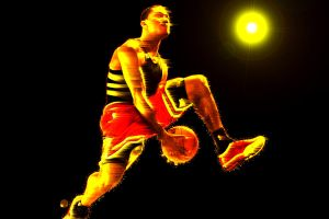 basketball player by m4tus9