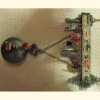 Pocket Watch Assemblage by asunder