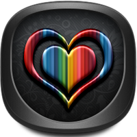Boss heart icon by gravitymoves