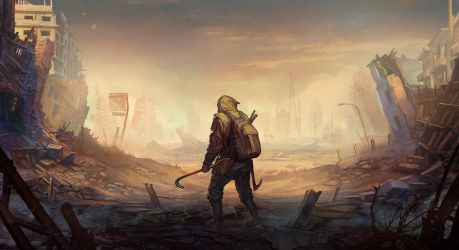 Wasteland by baklaher