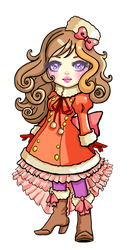 Madison BlackMayo's OC by ma-petite-poupee