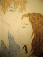 Edward and bella in love by Twillight-lover