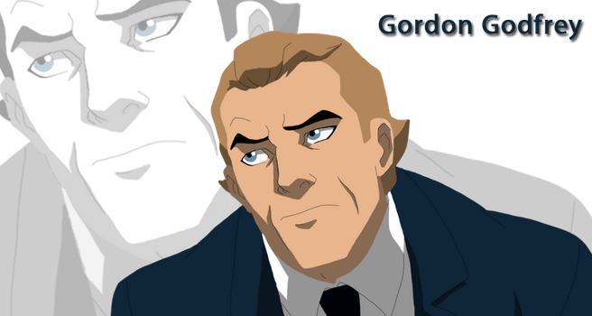 Gordon Godfrey by Griff-84