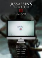 Assassin's Creed 3 Wallpaper Pack by BenSow