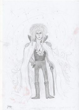 Jareth ~unfinished by frodosgirl