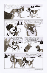 Whiskey The Avalanche Dog Comic - Page 7 by WildSpiritWolf