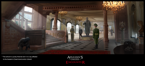 Assasin's Creed: Encounter - Mansion by C0nstantini