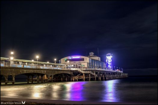 Bournemouth Pier by Fractured-Visual