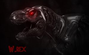 TREX-T1000 by Wolfhooligans