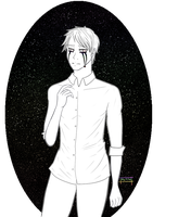 [APH] Prussia - 'Child of the Univerves' by Ms-Filou