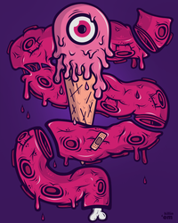 Octo-EyeScream by tdol3
