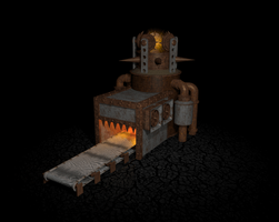 Upgrade Forge Zombie Generator by JMSower