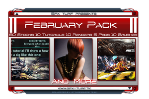 GT's February Resource Pack by Gfx-Turf