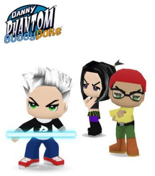 Danny Phantom by buddy-poke-club