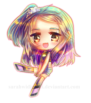 Chibi For Mmxii2 by SarahWidiyanti