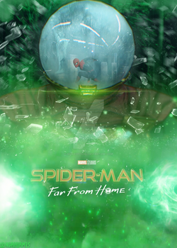 NobelOfficial: Far From Home Poster 1 by NobleOfficial