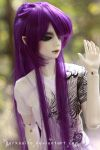 Vocaloid: Gakupo cosplay BJD by darknaito