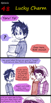 Aww Dude...Ep 48 [Lucky Charm] by AmukaUroy