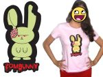 Zombunny T-Shirt by heglys