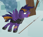 For the Watch: Meteor Sparkle by csillaghullo