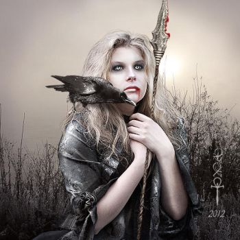Huntress by vampirekingdom