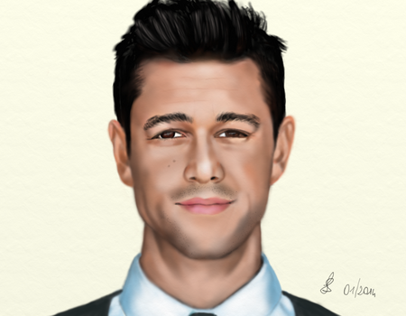 Joseph Gordon-Levitt by Saryetta86