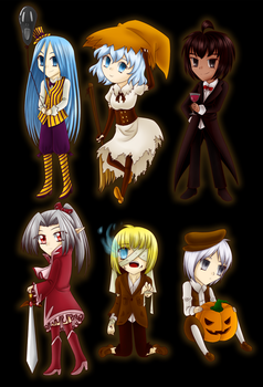 Halloween by Renny1998