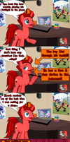 Jasper Reacts to Horse Play (SPOILERS!!!) by JasperPie