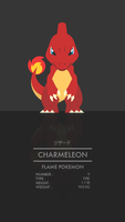 Charmeleon by WEAPONIX