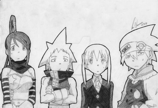 SOUL EATER by DYING-BREED-94