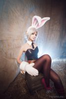 Riven (Battle Bunny) by IscariotElian
