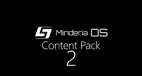 MinderiaOS Pack 2 by MinderiaYoutuber