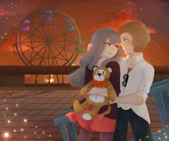Sunset Date : Contest Entry by ado-mi